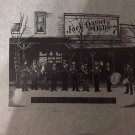 JACK DANIELS Vintage Dan Quest Rice Paper Print  Numbered - Silver Cornet Band