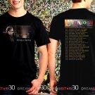 Elton John Tour Dates 2017 Black Concert T Shirt Size S,M,L,XL,2XL,3XL W