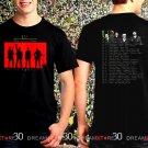 U2 The Joshua Tree Tour Dates 2017 Black Concert T Shirt Size S,M,L,XL,2XL,3XL