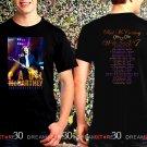 Paul McCartney Tour Dates 2017 Black Concert T Shirt Size S,M,L,XL,2XL,3XL