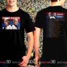 Enrique Inglesias and Pitbull Tour 2017 Black Concert T Shirt Size S to 3XL Tee E3