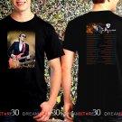 Joe Bonamassa Tour 2017 Black Concert T Shirt Size S to 3XL JB2
