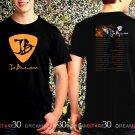 Joe Bonamassa Tour 2017 Black Concert T Shirt Size S to 3XL JB5