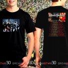 Five Finger Death Punch Tour 2017 Black Concert T Shirt Size S to 3XL FFDP2