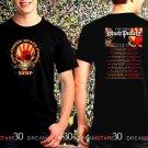 Five Finger Death Punch Tour 2017 Black Concert T Shirt Size S to 3XL FFDP3