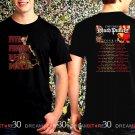Five Finger Death Punch Tour 2017 Black Concert T Shirt Size S to 3XL FFDP5