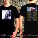Shania Twain NOW Tour 2018 Black Concert T Shirt Size S to 3XL Shania6