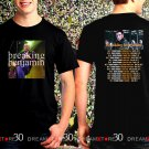 Breaking Benjamin Tour 2018 Black Concert T Shirt Size S to 3XL BB5