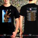 Breaking Benjamin Tour 2018 Black Concert T Shirt Size S to 3XL BB13