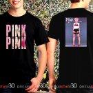 Pink Beautiful Trauma Tour 2018 Black Concert T Shirt Size S to 3XL Pink2
