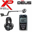 """NEW XP DEUS WIRELESS METAL DETECTOR With 11"""" DD COIL + REMOTE + WS5 HEADPHONES"""