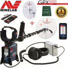 MINELAB GPX 5000 GOLD PROSPECTING Metal Detector With 2 SEARCH COILS -- 3 YR WARR
