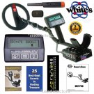WHITES MXT ALL PRO Metal Detector With 11 DD COIL & BULLSEYE TRX PINPOINTER