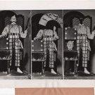 1800s Robot/Clown/Magician/Paris/France/Watchworks Movement/ 9 x 7 Photo 1960s