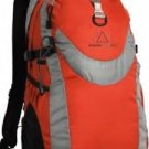 Mountain Summit Gear/Backpack/Daypack/25L Outdoor/Hiking/Camping/Heavy Duty/Red