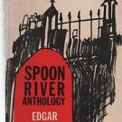 Spoon River Anthology Edgar Lee Masters 1962