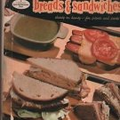 Good Housekeeping's Book of Breads & Sandwiches Dainty or Hearty Picnic Party