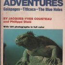 The Undersea Discoveries of Jacques-Yves Cousteau/Three Adventures/Galapagos