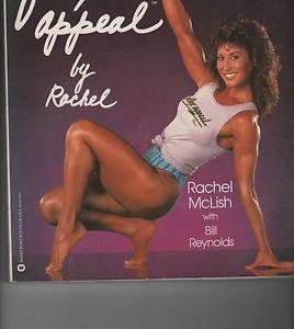 Flexappeal The Exercise and Beauty Book Woman BodyBuilder Rachel