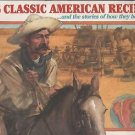 Vintage 16 Classic American Recipes and the Stories of How They Began
