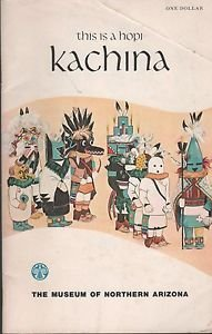 This is a Hopi Kachina The Museum of Northern Arizona 1970 Wright Boat