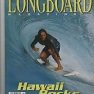 Longboard Magazine:Ben Aipa/Latest Board Designs/May/Jun 2003/vol 11/no 2