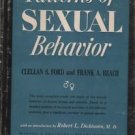 Patterns of Sexual Behavior Ford Beach 1951