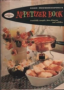 Good Housekeeping's Appetizer Book Irresistible Canapes hors d'oeuvres nibblers
