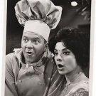 Ziva Rodann/Richard Erdman/French Chef/Dinner Party/NBC TV 1960s Photo 7 x 9
