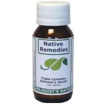Native Remedies TRIPLE COMPLEX SLIMMER'S ASSIST