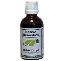 Native Remedies DETOX DROPS