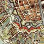 OLD BERLIN MAP 1760 - fine reproduction
