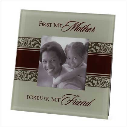 Mother's Tribute Glass Frame