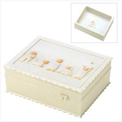 Each One a Miracle Treasure Box