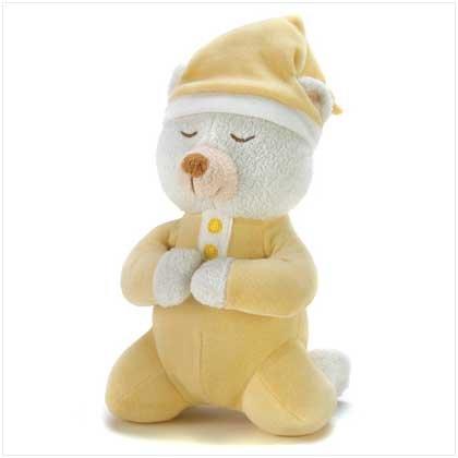Baby Prayer Bear