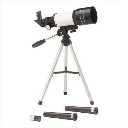 Hi-Power Portable Telescope