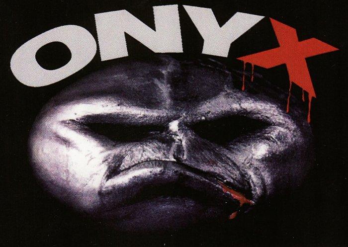 Onyx Madface Premium Hoodie - Grey