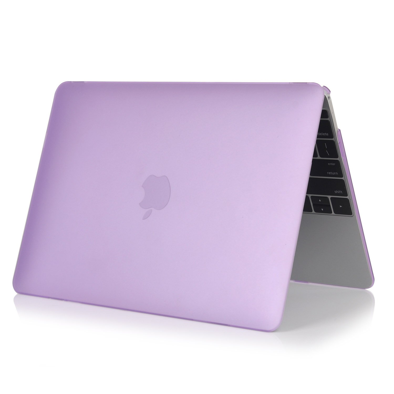 "13.3"" MOSISO PURPLE Matte Case for MacBook Air Laptop 9 COLORS FAST FREE SHIPPING USA"