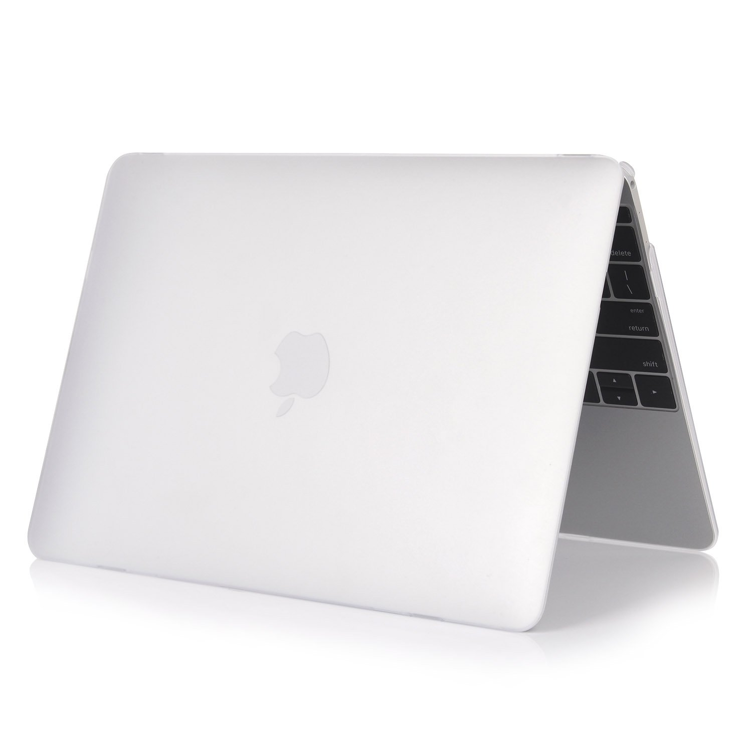 "11.6"" MOSISO TRANSPARENT Matte Case for MacBook Air Laptop SERENITY BLUE FAST FREE SHIPPING USA"