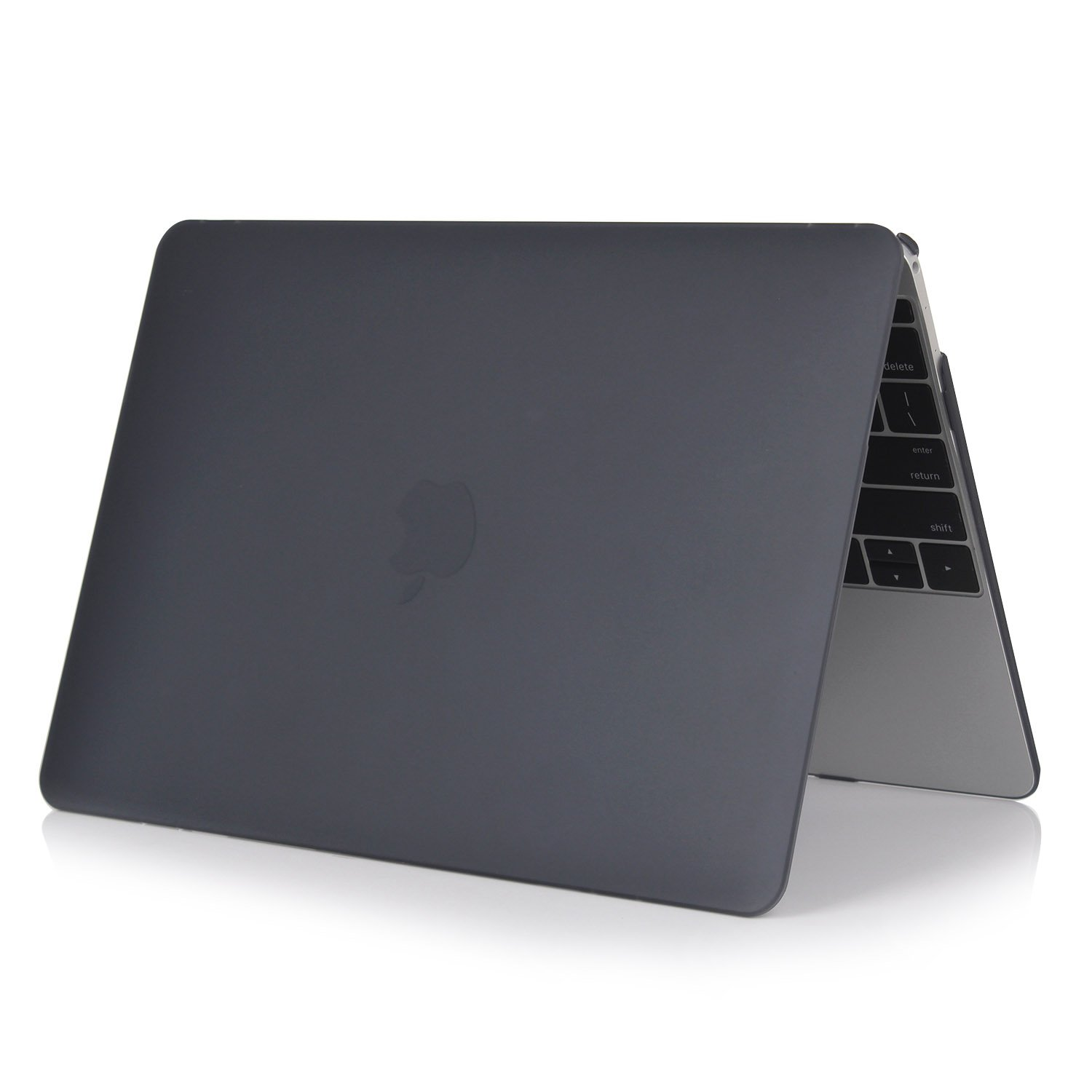 """11.6"""" MOSISO BLACK Matte Case for MacBook Air Laptop SERENITY BLUE FAST FREE SHIPPING USA"""