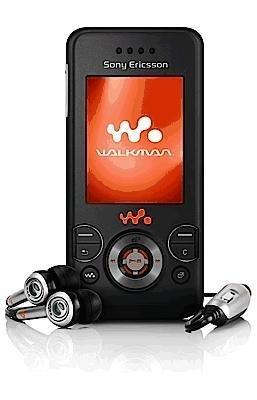 New Unlocked Sony Ericsson Walkman W580i Cell Phone