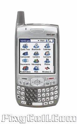 New Verizon Palm Treo 700p Cell Phone