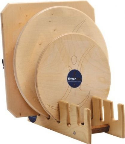 Pro Wobble Board Kit with Stand
