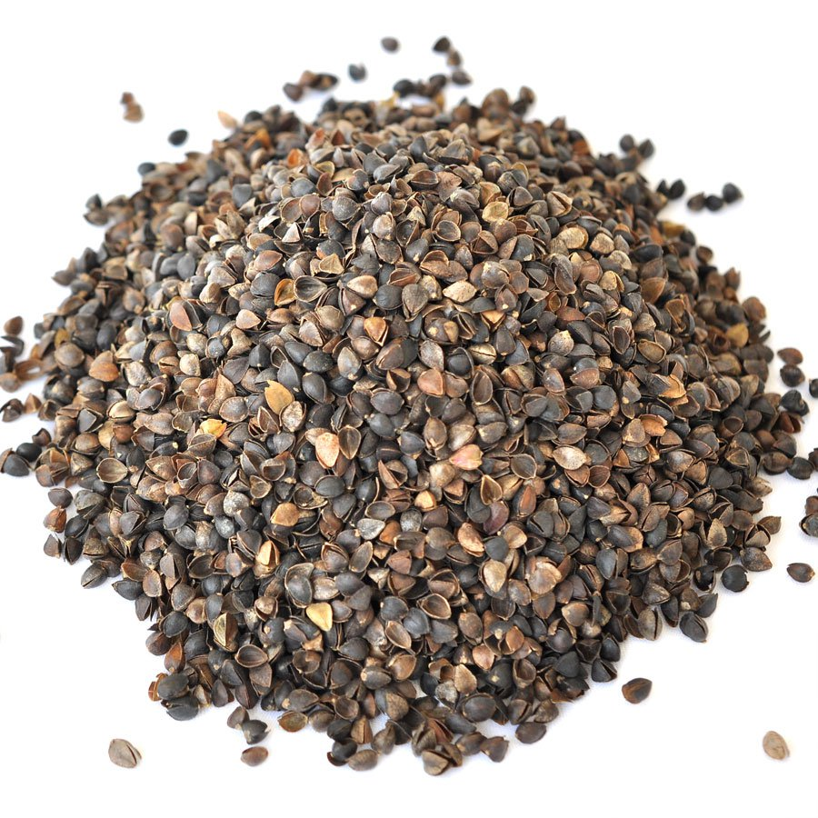 5 lbs Natural Buckwheat Hulls Bag