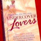Undercover Lovers - M.Baxter,A. Broadrick, K. Korbel