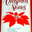 Silhouette Christmas Stories -1991-Halldorson,Webb,Horton,Pozzessere
