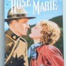ROSE MARIE - VHS - Jeanette MacDonald, Nelson Eddy