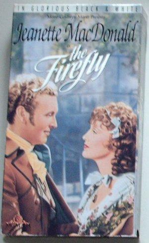 The Firefly (VHS) - Jeanette MacDonald, Allan Jones