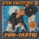 Close to You & Fun-Tastic by Fun Factory CDs x2 (CD, Albums) 1995 Curb Records