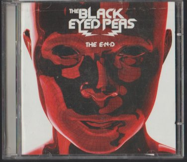 The Black Eyed Peas �� The E�N�D Interscope Records 2 � CD, Album